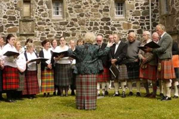 Gaelic Choir