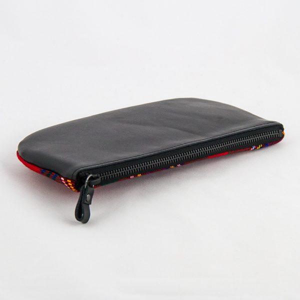 Maclean tartan purse