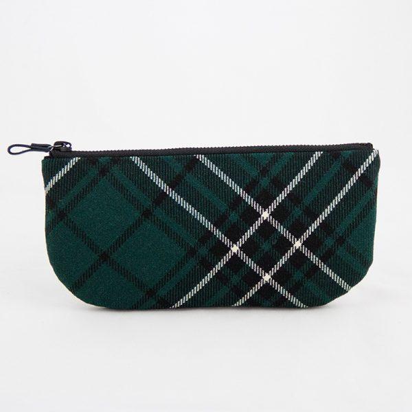 Maclean hunting tartan purse