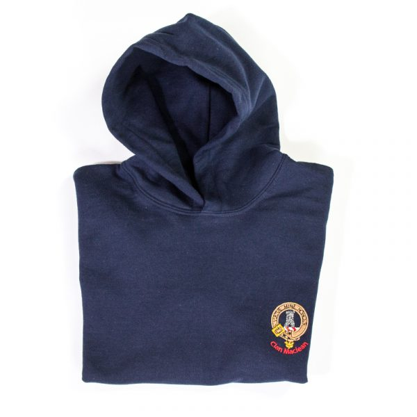 Clan Maclean hooded sweatshirt