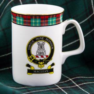 Clan Crest mug