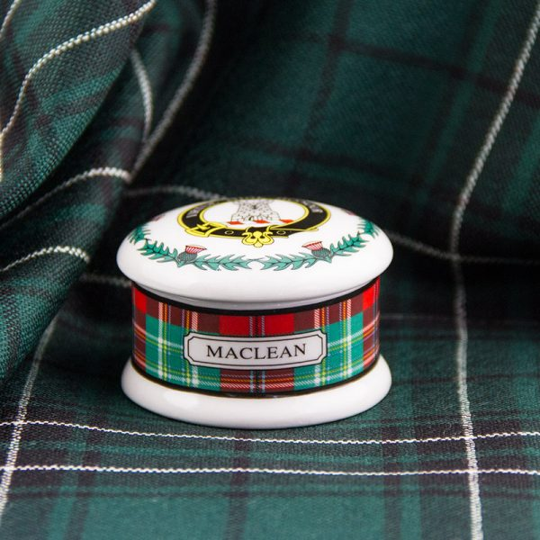 Maclean trinket box