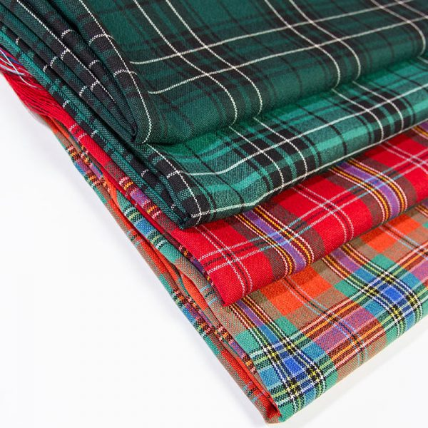 tartan scarves