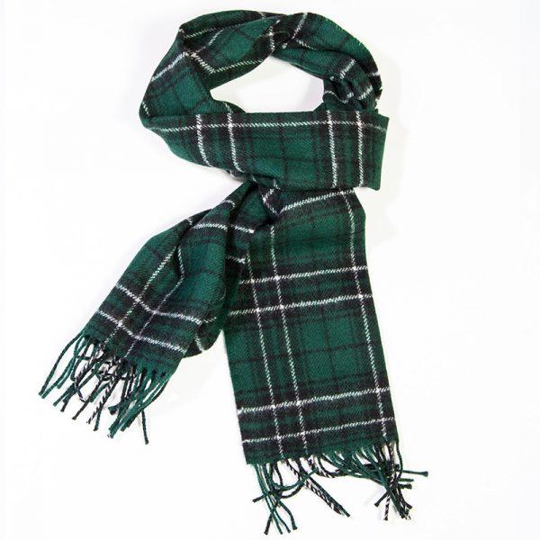 woollen scarf Hunting Maclean