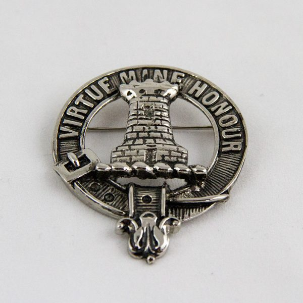 Maclean badge