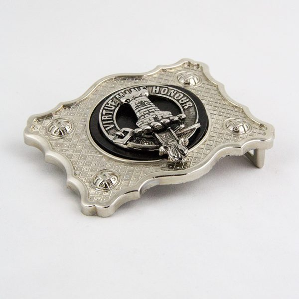 Maclean belt buckle