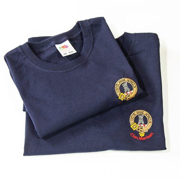 Maclean Crest T-shirt