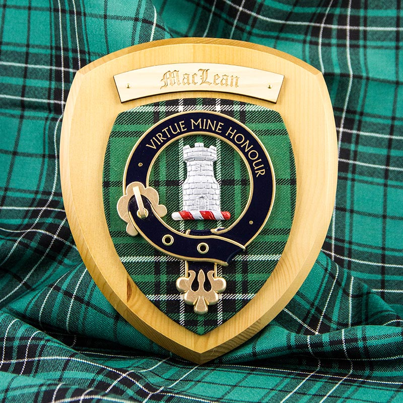 Maclean Clan Crest - Small