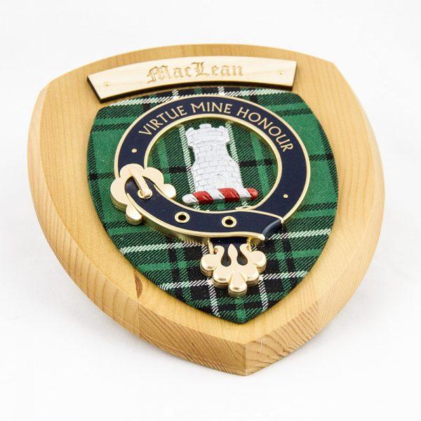 Maclean Crest, ancient hunting tartan