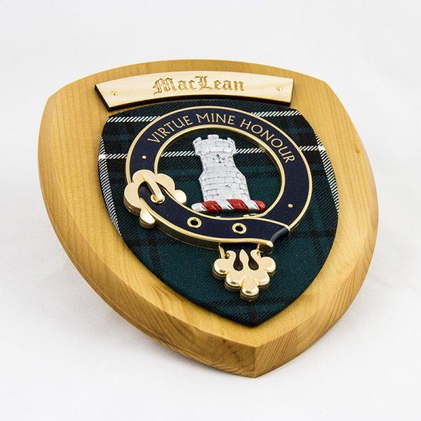 Maclean Crest, modern hunting tartan