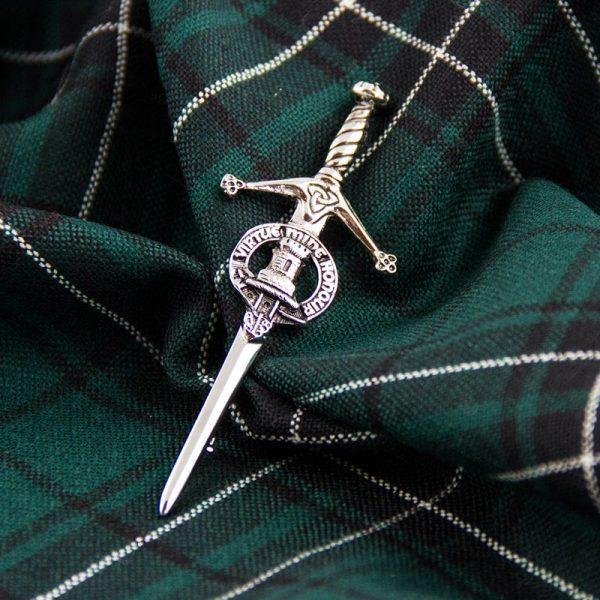 Maclean kilt pin
