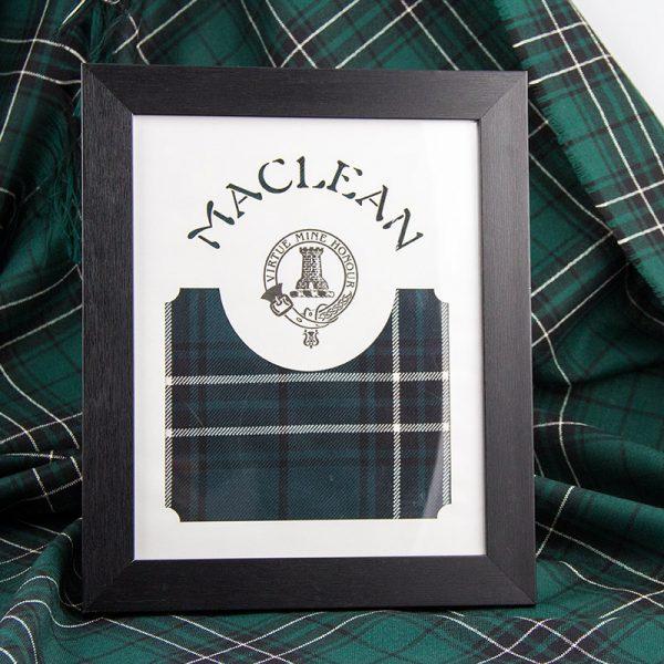 Maclean Hunting Tartan picture