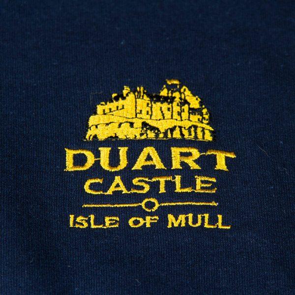 Duart Castle logo Sweatshirt