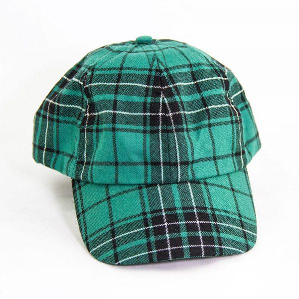 Ancient Hunting Maclean tartan cap