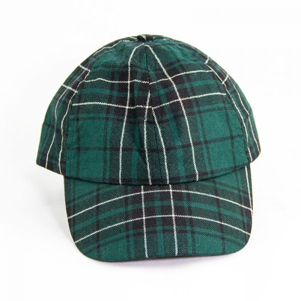Hunting Maclean tartan cap