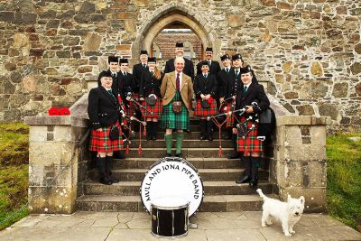 Mull and Iona Pipe Band